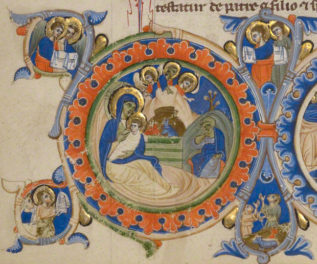 The Manuscript Files: A Medieval Holiday Message