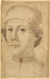 From Auction to Gallery: A Major Renaissance Portrait Drawing for the Getty