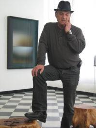 In Studio: Larry Bell