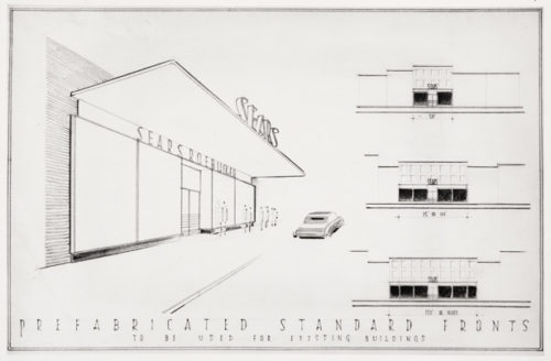 Sears: Can an American Institution Return to Its Design Roots?