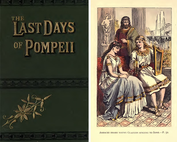apocalypse then bulwer lytton s the last days of pompeii the getty iris. Black Bedroom Furniture Sets. Home Design Ideas