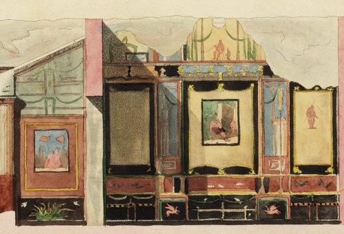 New Exhibition Offers Look Inside Pompeii's Interiors
