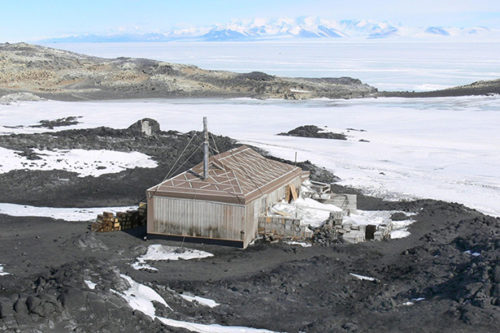 Christmas at the South Pole: Conserving Sites of Antarctic Exploration