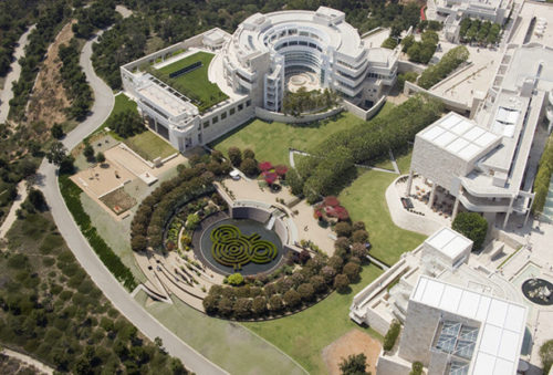 The Getty Center Turns 15