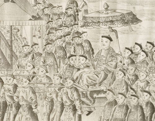 Rare Chinese Battle Prints Come to the Getty Research Institute
