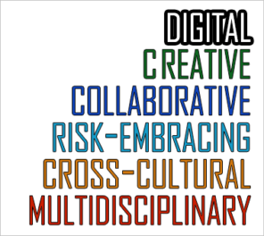 Risk, Collaborate, Tweet: Charting Next Steps in Digital Humanities at the Getty