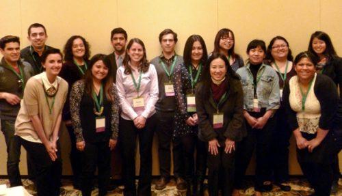 "Getting ""CAM-my"" with Alumni of the Getty Internship Program"