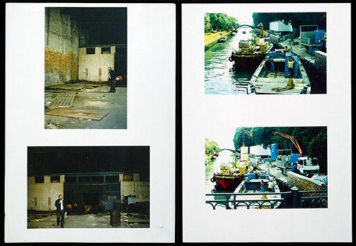 "Harald Szeemann's ""Project Files"""