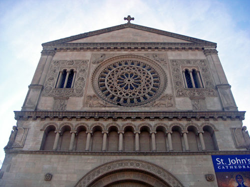 Getty Voices: My L.A.: St. John's Cathedral, Monument of Serenity