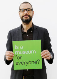 What #isamuseum? Artist Sam Durant Has 5 Questions for You