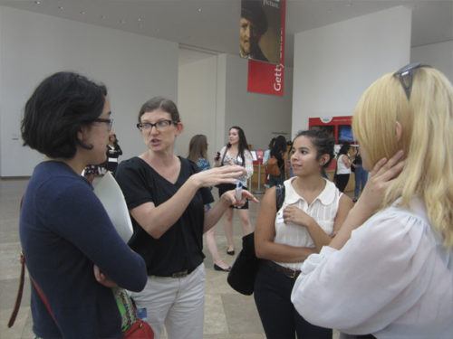 New Perspectives: Exploring Career Paths at the 2013 Getty Intern Arts Summit