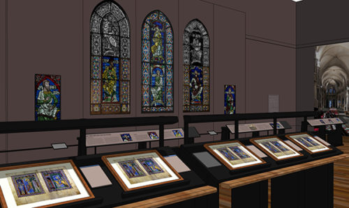 Getty Voices: Designing Canterbury and St. Albans