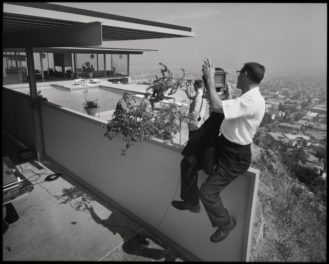 Dynamic L.A.: Images from the Julius Shulman Photography Archive Now Available