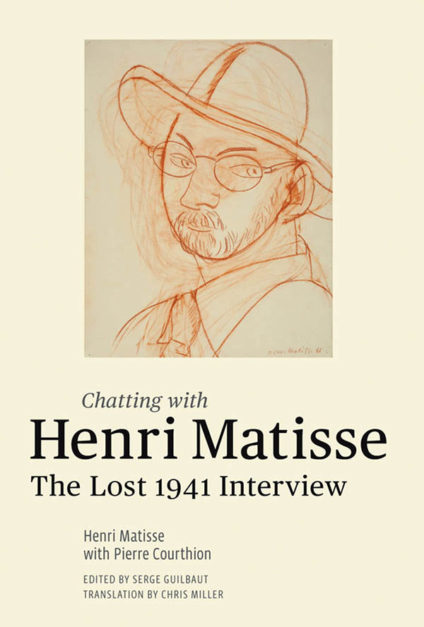 """As Inspiration Dictates"": Henri Matisse on Color"