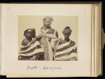 Photographs of Africa from the Late 1800s