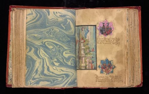 16th-Century Album Records Social Network of Europeans in Istanbul