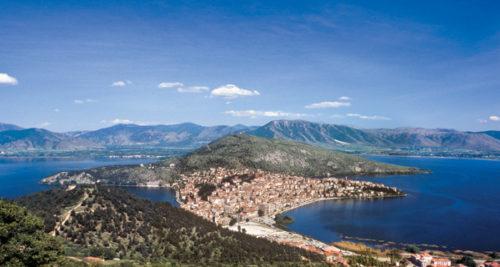 A Trip through Byzantine Greece