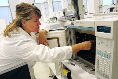 Conservation Tools: The GC/MS Instrument