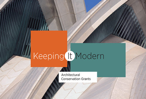 "Getty Foundation Announces ""Keeping It Modern"""