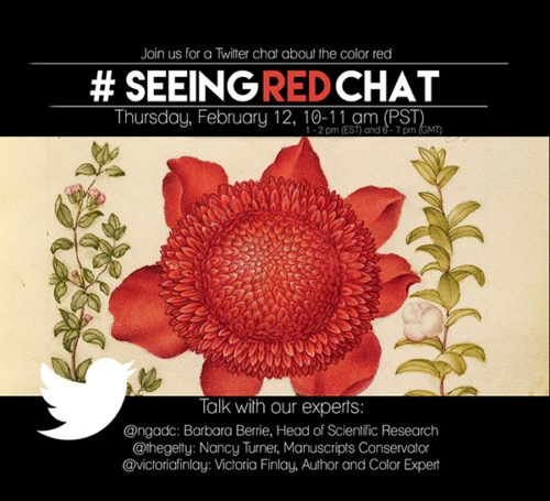Join Three Color Experts for a Twitter Chat about Red