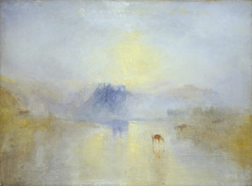 """The Sun Is God"": JMW Turner in Los Angeles"