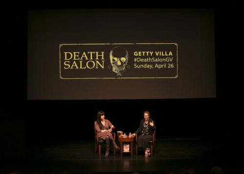 Experience Death Salon Getty Villa