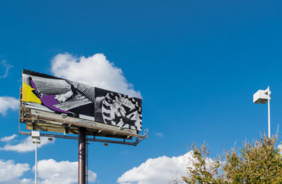 Manifest Destiny Billboard Project Celebrates Its Final Chapter in L.A.