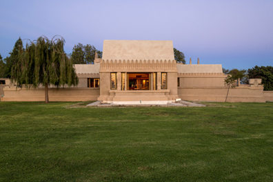 12 Things You Didn't Know about Frank Lloyd Wright's Hollyhock House