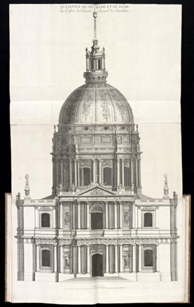 Louis XIV's Golden Dome