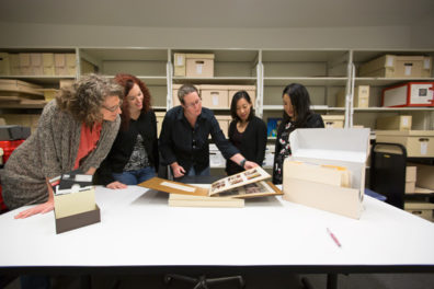 6 Questions for the Getty's Institutional Archivist