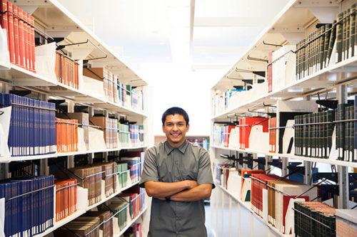 Multicultural Undergraduate Intern Diary: Kevin Cruz