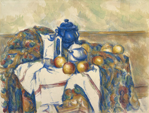 The Miracle of Paul Cézanne's Watercolors