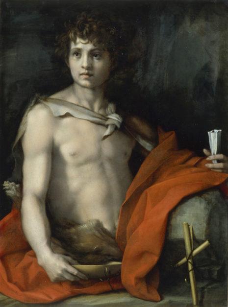 Andrea del Sarto's Seductive Saints