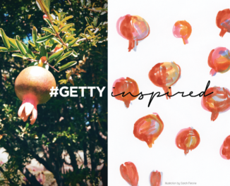 Be Part of #GettyInspired