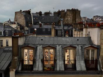 Windows into Paris