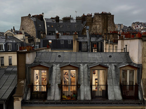 Windows into Paris