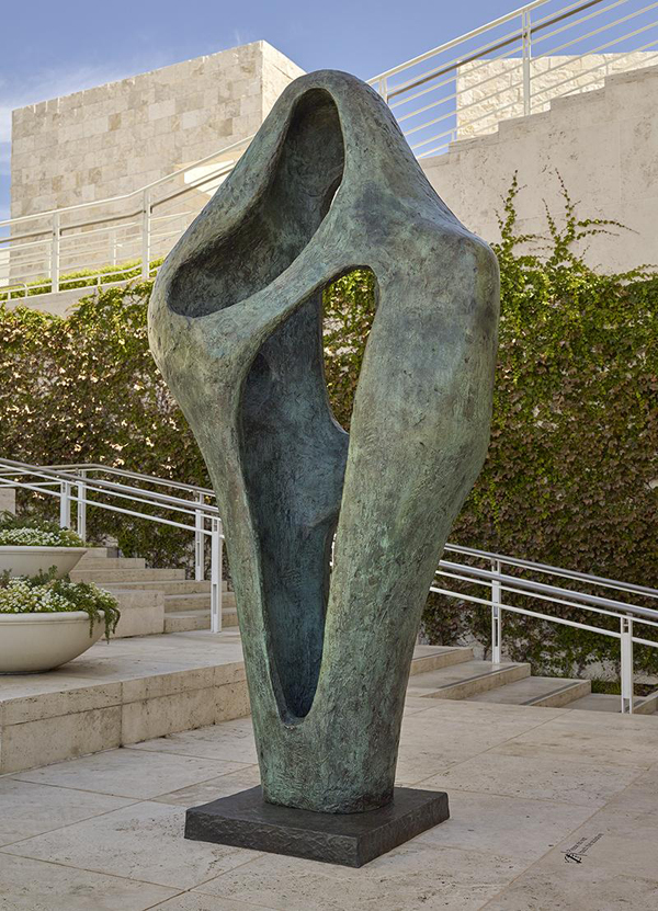 Revitalizing Barbara Hepworth S Figure For Landscape The