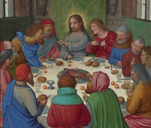7 Things to Look for in Paintings of the Last Supper