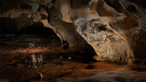 35,000-Year-Old Rock Art, Now in 3D