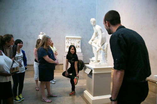 10 Tips for Making the Most of Tours at the Getty