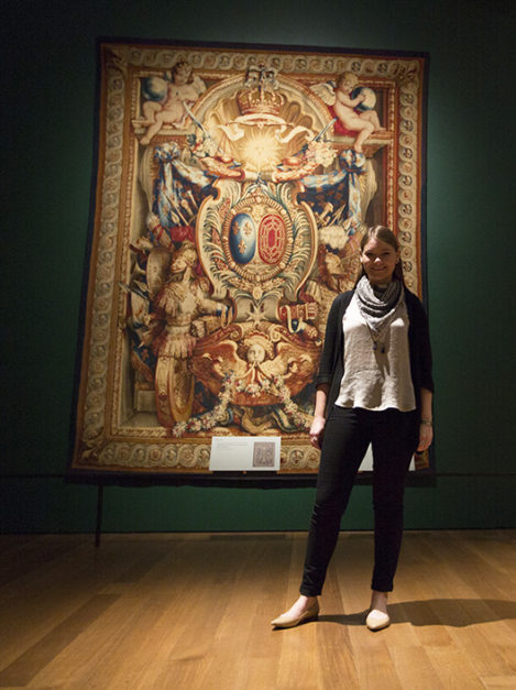 Three Reasons to Visit <em>Woven Gold</em> at the Getty