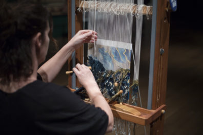Weaving Tapestry: A Family Tradition