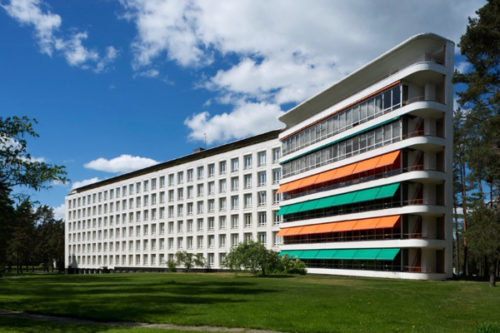 Saving Alvar Aalto's Paimio Sanatorium