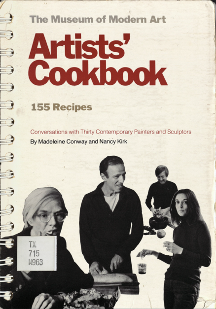 Cooking with Artists