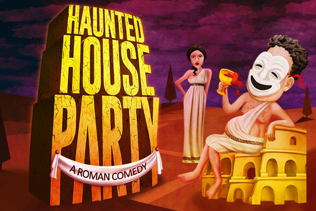 Ancient Roman Screwball Comedy Comes to the Getty Villa