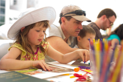 Learn, Make, Sing, and Dance this Summer at the Getty