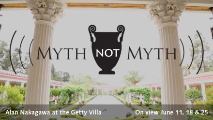 "VIDEO: Alan Nakagawa on His Art Project ""Myth Not Myth"""