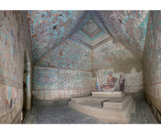 PODCAST: Cave Temples of Dunhuang