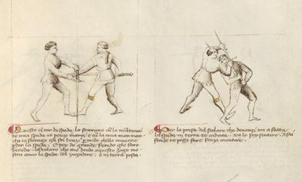 The Olympics Go Medieval