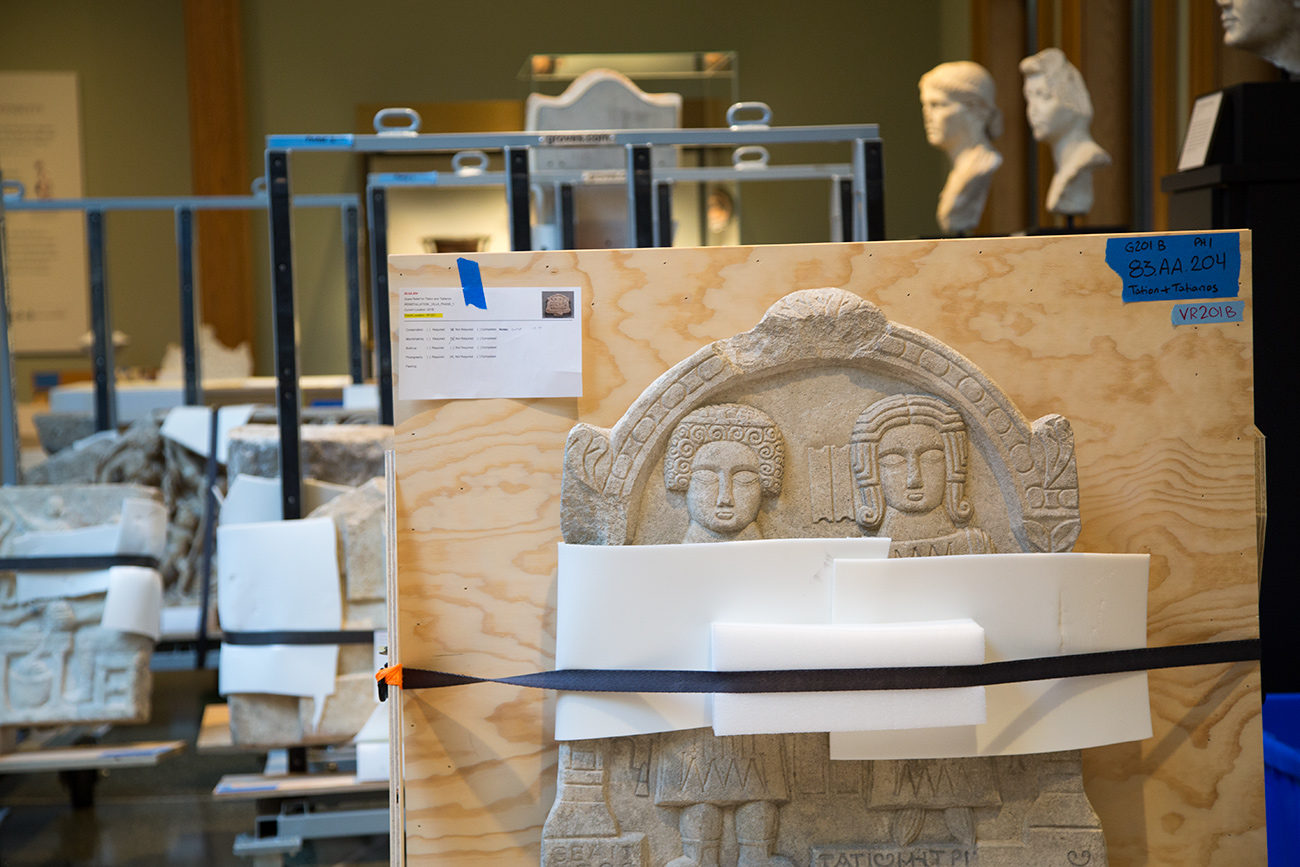 Behind the Scenes at the Getty Museum in 2017